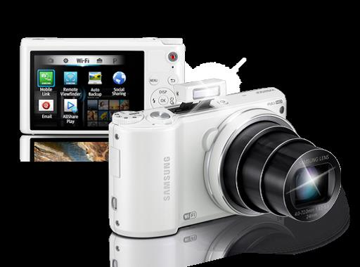 SAMSUNG WB250F SMART CAMERA