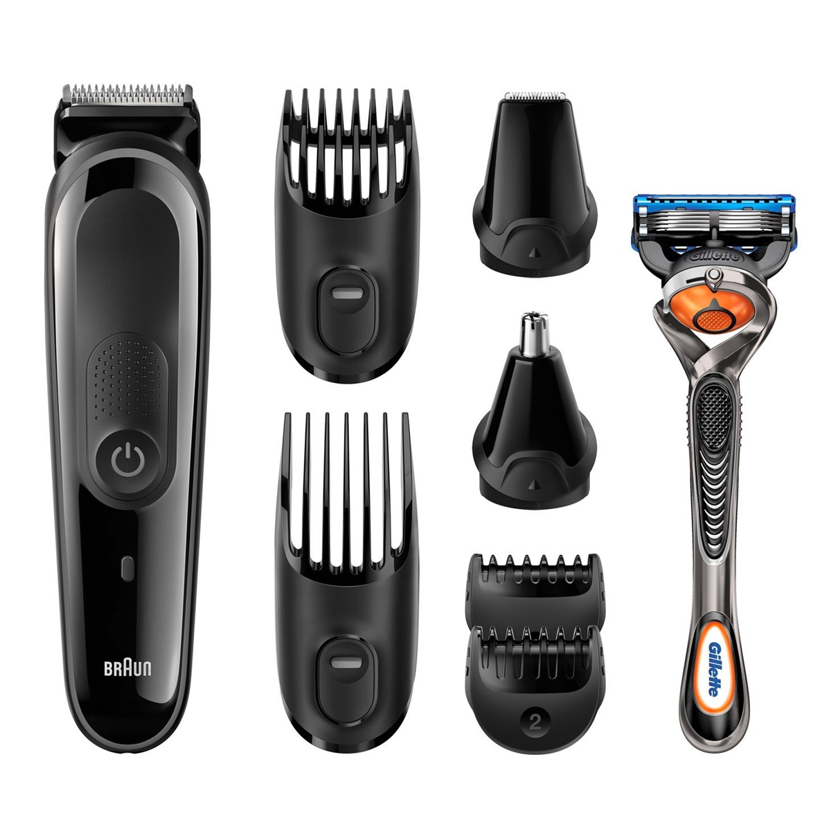 BRAUN MULTI GROOM KIT MGK3060