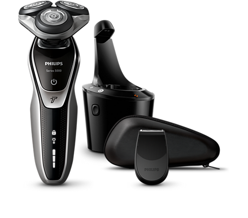 PHILIPS S5370 WET AND DRY SHAVER