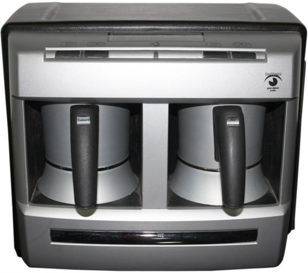BEKO BKK2113 DOUBLE UNIT TURKISH COFFEE MACHINE